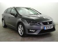 2015 SEAT Leon TDI FR TECHNOLOGY Diesel grey Manual