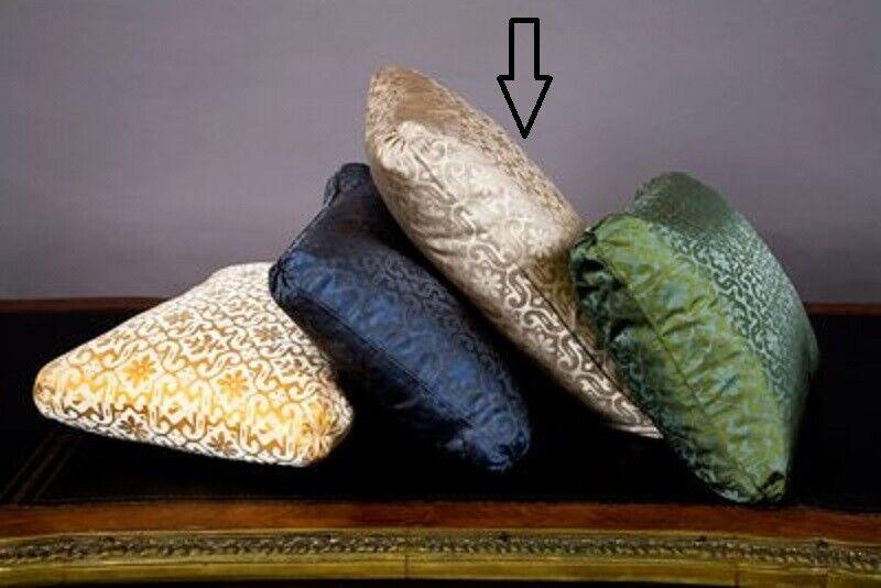 Ann Gish Byzantine Pearl Mica 100% SILK 20 Bedding