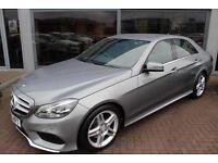Mercedes E250 CDI AMG SPORT. VAT QUALIFYING