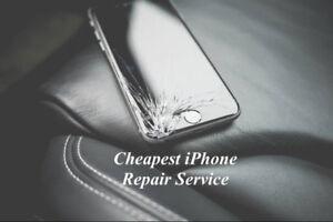 repair and unlock iPhones