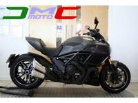 2017 Ducati Diavel Carbon 20 Miles Ex-Demo | £189 pcm