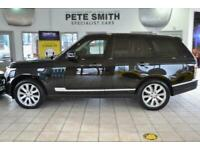 2013 Land Rover Range Rover 4.4 SDV8 VOGUE SE 5 DOOR FULL LANDROVER SERVICE HIST