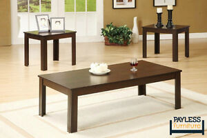 NEW ★ 3 piece coffee table sets ★ Can Deliver Kitchener / Waterloo Kitchener Area image 4