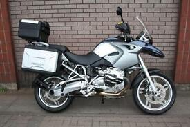 BMW R 1200 GS ABS - ADVENTURE TOURING BIKE