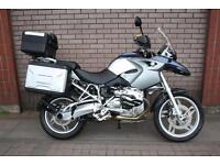 BMW R 1200 GS ABS - ADVENTURE TOURING BIKE