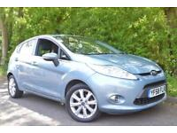 2008 58 Ford Fiesta 1.4 Auto Zetec 20'000 Miles £160 A Month £0 Deposit