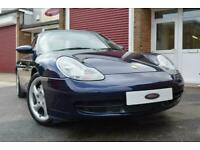 2001 Porsche 911 CARRERA 4 CABRIOLET ONLY 33000 MILES! Convertible Petrol Manual
