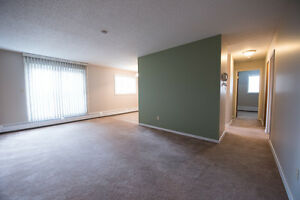 Large 2 Bed, Corner Unit. Heat and Water Included. Bower.