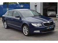 2012 Skoda Superb 1.6 TDI CR SE GreenLine 5dr