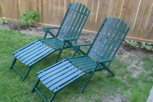 Cedar Lounge Chairs - New
