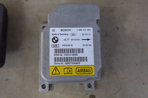BMW Airbag sensor module