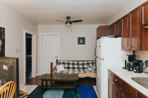 3 Bedroom 1 bathroom, 1 kitchen/living room. May - August only