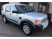 Land Rover Discovery 3 TDV6 XS-7 SEATER