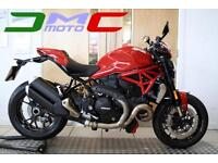 2016 Ducati Monster 1200 R Ex-Demo Sale Red Just 10 Miles | £161.28 pcm