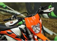 KTM EXCF 500 Enduro bike electric start EFI