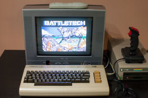 Complete vintage Commodore 64 home computer system