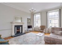 Short term let - Very spacious two bed apartment in beautiful Stockbridge