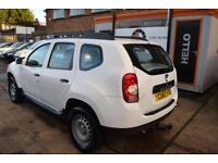 2013 Dacia Duster 1.6i 16v ( 105bhp ) 4X4 Access Manual