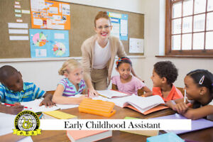 Become an Early Childhood Assistant (ECA) in 2019!