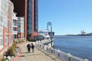 Newly RENOVATED CONDO at YORK POINT - UPTOWN Saint John