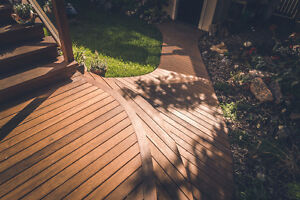 Decking & Other Exterior & Interior Hardwood Products