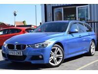 2013 13 BMW 3 SERIES 3.0 330D XDRIVE M SPORT TOURING 5D AUTO 255 BHP DIESEL