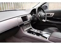 2011 Jaguar XF 3.0 TD V6 S Portfolio 4dr Diesel black Automatic