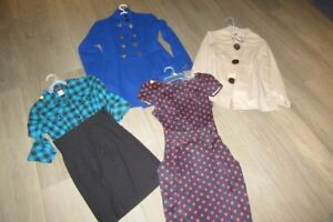 Jupe, haut,robe etc 14-16 ans ( prix varie) fille ou dame