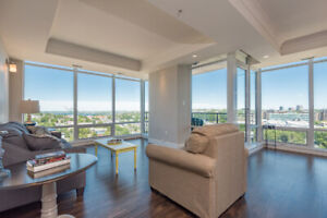 SEPT 1st STUNNING FURNISHED 2 BED CONDO - SAINT LAWRENCE PLACE!