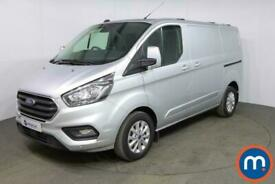 2020 Ford Transit Custom 2.0 EcoBlue 130ps Low Roof Limited Van Van Diesel Manua