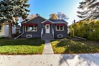 Fully Renovated Character Home in North Glenora
