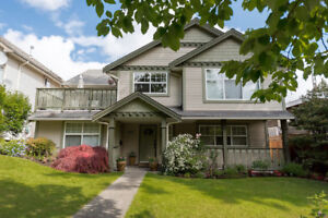 Upper Level of 2 Levels of very beautiful home - North Vancouver