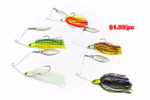WTREES featured fishing lures promotion