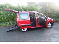 Citroen Berlingo 1.6HDi XTR Wheelchair Accessible Vehicle *4 Seat*