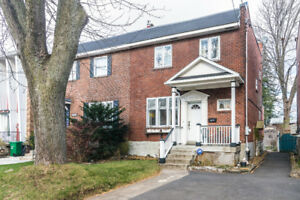 NDG: Open House Mar 24 2 - 4 PM  Great Home! Great Location!