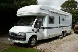 Auto Trail Chieftain SE - 4 Berth Motorhome Only 38000 Miles - 2006 Model