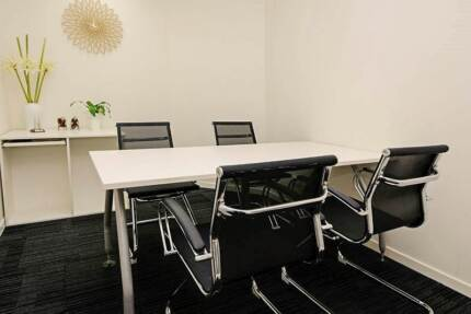 20% OFF :: Casual hire of meeting facility & office space Milton Brisbane North West Preview