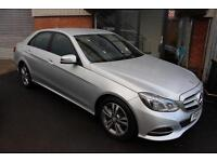 Mercedes E220 BLUETEC SE. VAT QUALIFYING