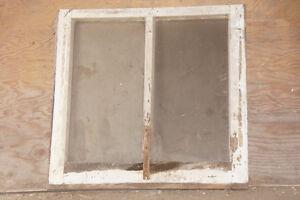 Vintage 2 paned windows
