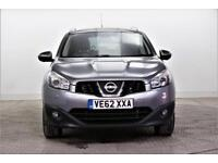 2013 Nissan Qashqai TEKNA IS PLUS 2 DCI 4WDS/S Diesel grey Manual