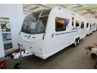 2017 Bailey Pegasus Palermo 5 Berth Touring Caravan