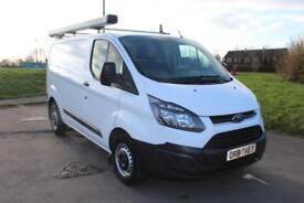 Ford Transit Custom 2.2TDCi ( 125PS ) 2013.5MY 290 L1H1 Diesel Van