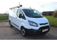 Ford Transit Custom 2.2TDCi ( 125PS ) 2013.5MY 290 L1H1 Diesel Van