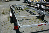 PONTOON TRAILERS TO FIT A 21 FOOT BOAT.