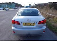 2007 Lexus IS 220d 2.2 TD 4dr