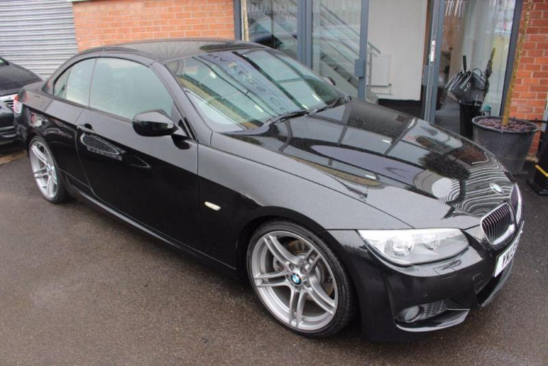 BMW 325d SPORT PLUS EDITION-SATNAV-BLUETOOTH