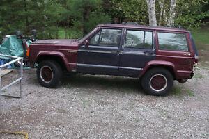 1991 Jeep Cherokee Wagon Kawartha Lakes Peterborough Area image 4