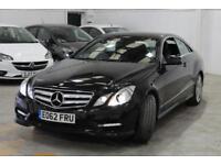2012 Mercedes-Benz E Class 3.0 E350 CDI BlueEFFICIENCY Sport Blue 7G-Tronic