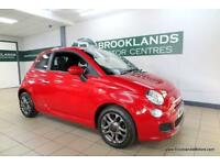 Fiat 500 1.2 S (STUNNING EXAMPLE WITH LOW MILES)