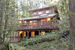 Mt. Baker Lodging - Cabin #6 - HOT TUB, BBQ, WIFI, SLEEPS-8!
